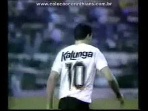 Osmar Santos Corinthians 3 x 0 Palmeiras Camp. paulista 87
