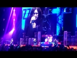 OZZY OSBOURNE - FAIRIES WEAR BOOTS (OLYMPIC STADIUM, MOSCOW, 01.06.2018)