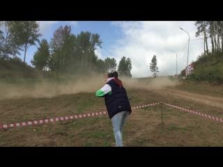 Первенство ВКО по эндуро-кроссу 2018