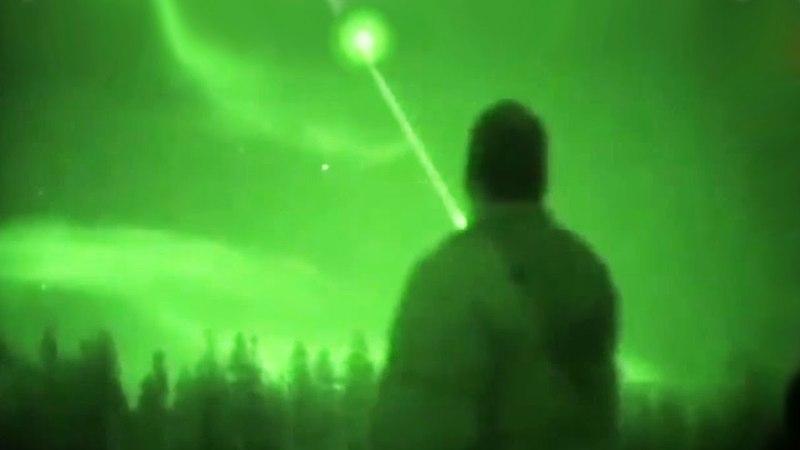 الاتصال المباشر مع الاطباق الطائرة UFO من قبل