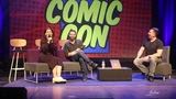 Hayley Atwell and Charlie Cox Marvel Panel Wales Comic Con April 2019 Airlim