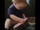 Ниночка любит свою заюшку!🐰💖