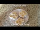 Хлебцы с мягким творогом и бананом рецепт от
