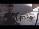 Harry Potter x Dumbledores Farewell Nicolas Hooper Cover