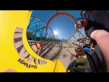 Trippy RollerCoaster Ride