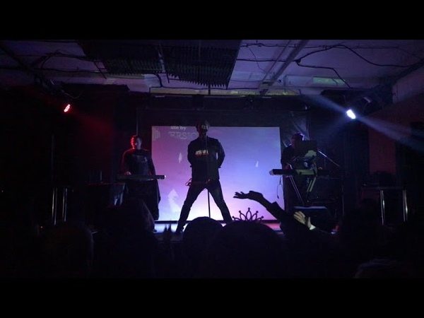 Zheks (of Radiomun) New Version - Question of Time (DM Cover, Garage, Kaluga, 17.11.2018)