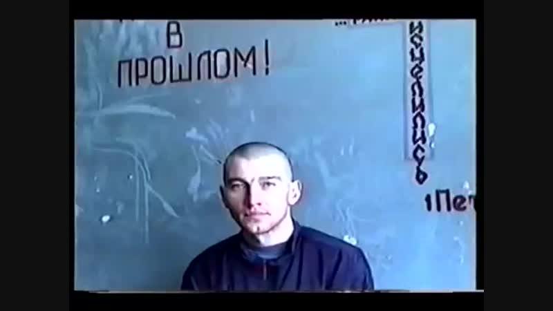 Свидетельство Олег Тихонов
