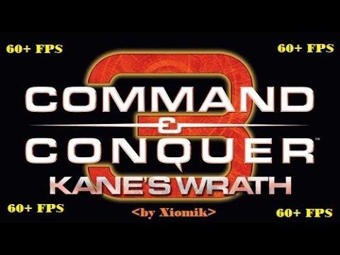 Как снять ограничение 30 FPS в игре Command Conquer 3 - Kanes Wrath