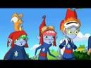 Red Caps Season 1 Episode 1   Секретная служба Санта - Клауса Сезон 1 Серия 1