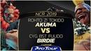 ROHTO Z Tokido Akuma vs CYG BST Fuudo Birdie NCR 2019 Winners Finals CPT 2019