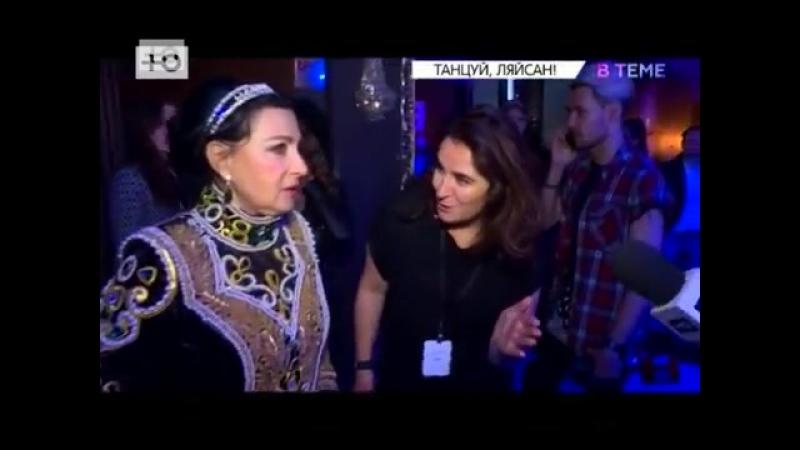 ВТЕМЕ Ляйсан Утяшева утерла нос молодым гимнасткам