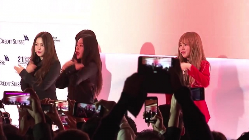 180323 Red Velvet @ Credit Suisse Asian Investment Conference