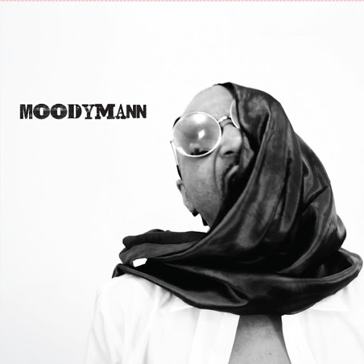 Moodymann альбом Pitch Black City Reunion