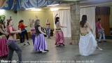 Восточные танцы в Евпатории. Хореограф - Ксения Маркова