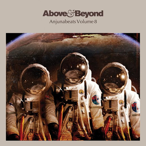 Beyond альбом Anjunabeats Volume 8 - Unmixed & DJ Ready
