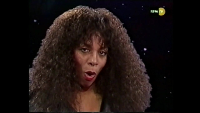 Donna Summer - All Systems Go (1988)