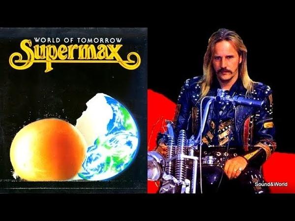 Supermax – World Of Tomorrow (Vinyl, LP, Album) 1990.