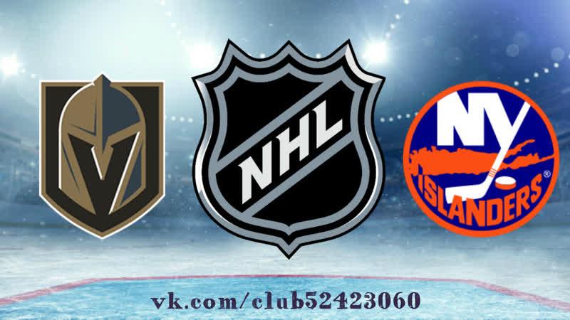 Vegas Golden Knights vs New York Islanders | 12.12.2018 | NHL Regular Season 2018-2019