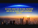 Gods Woord 'Je moet weten hoe de hele mensheid zich tot op heden heeft ontwikkeld' Deel twee