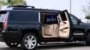 BECKER CADILLAC ESCALADE ESV STRETCH