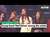 Red Velvet in North Korea