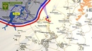18 февраля 2019 - Обстановка на линии соприкосновения за сутки | Карта обстрелов