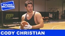 How to Get Into Pro Athlete Shape with All American's Cody Christian!
