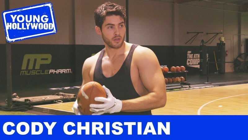 How to Get Into Pro Athlete Shape with All American's Cody Christian