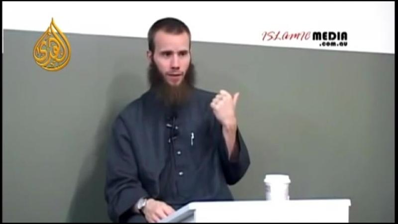 Как я принял Ислам - Юша Эванс
