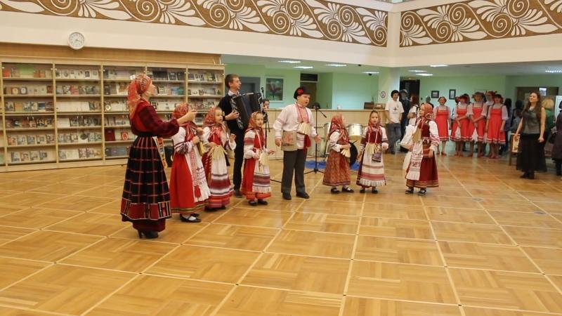 Библионочь 2018 Магия Книги Библиотека им А.С.Пушкина 20 апреля