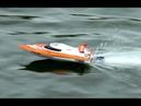 Кастомный катер FT reacing boat 09