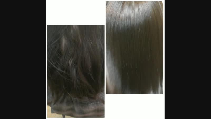 Обучение кератиновое выпрямление и восстановление волос, ботокс для волос Уфа.