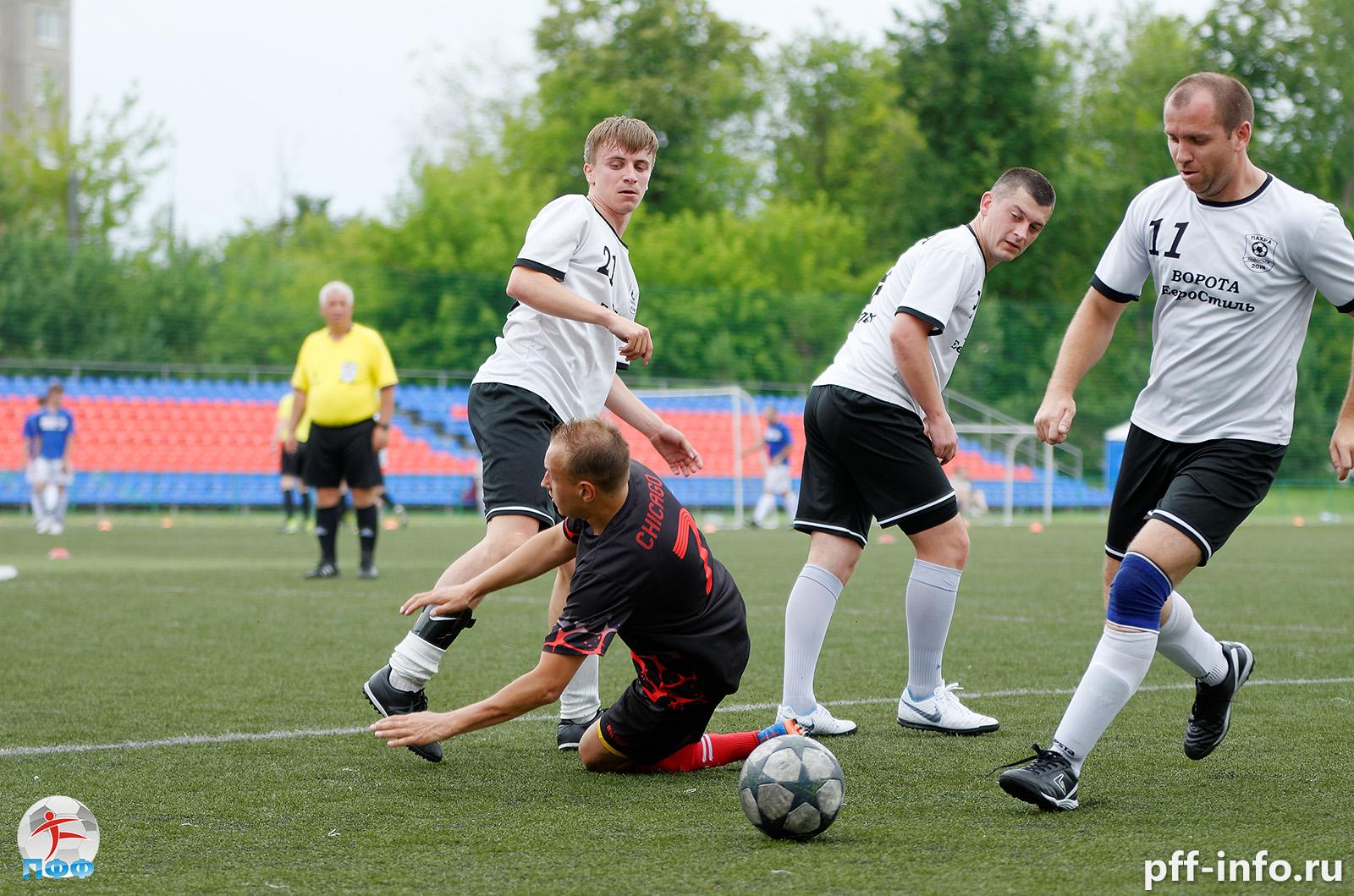 Премьер-лига ТДК. 8 тур. Матч тура