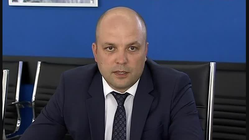 Директор МКУ «Управление информационных технологий и связи города Сургута» Даниил Конев