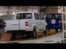 Трансляция сборки первого обновленного УАЗ Патриот
