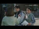 Отрывок из дорамы «Ты тоже человек?» (Этот парень каждой красавице посмотрит в глаза) 16 серия. Озвучка SOFTBOX