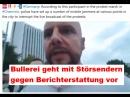 Chemnitz - Bullerei geht mit Störsendern gegen Berichterstattung vor
