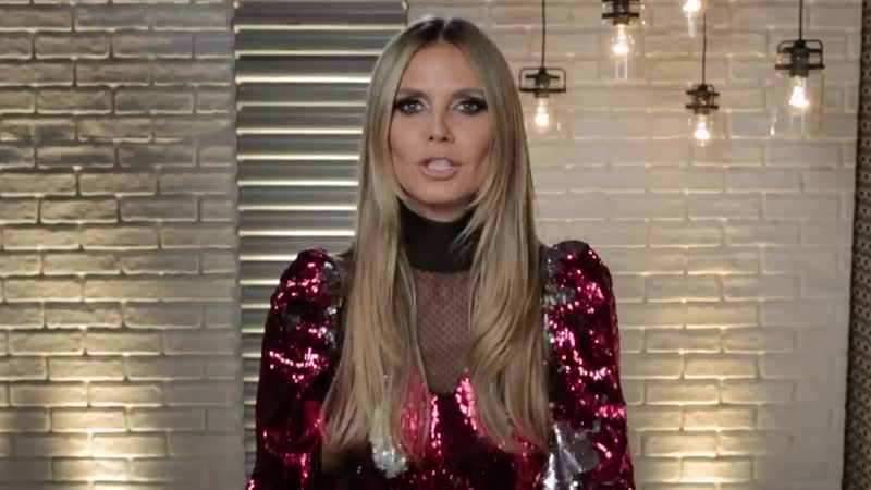 Heidi Klum Chats About Giving Deadly Games The Golden Buzzer - Americas Got Talent- The Champions