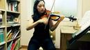 스즈키 4권 협주곡 가단조 3악장 -비발디 - 바이올린 연주 김민정 -바이올린 강49324