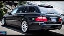 Walk Around Test Drive 2004 Mercedes Benz E500 Wagon JDM Car Auctions