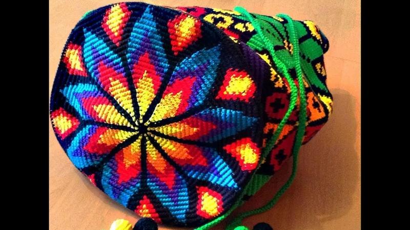 Жаккардовое вязание крючком - как вязать и модели для примера