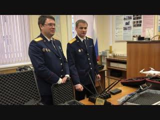 В Петербурге открылось новое здание Северо-Западного следственного управления на транспорте СК РФ
