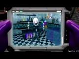 Five Nights at Freddys 1, 2 3 Music (FNAF SFM 4K)