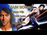 Main Hoon Bas Yahan Main Hoon Hrithik Roshan Dance Mix Siddharth Mahadevan