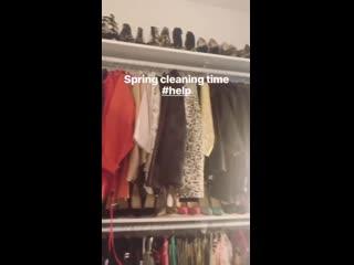 Demi Lovato via Instagram story