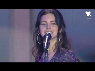 Lana Del Rey – Off To The Races (Live @ «Lollapalooza Festival», Chile)