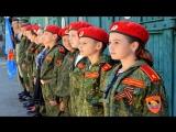 Молодая Гвардия Донбасса на практическом занятии по медико-санитарной подготовке и концерте членов концертной бригады «Донбасски