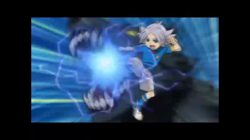 Inazuma Japan VS Fire Dragon