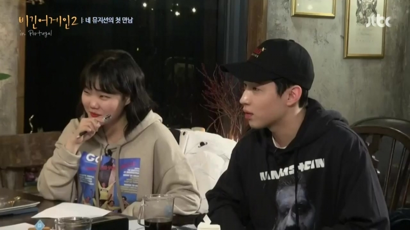 [JTBC] 180518 'Begin Again 2' (Episode 7) | Suhyun team cut