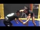 Wrestler lift carry